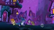 Twilight In frame