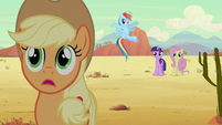 Applejack beyond words S2E14