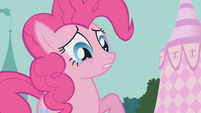 """Pinkie Pie """"not a moment too soon"""" S1E10"""