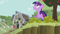 Twilight Sparkle yelp S2E03