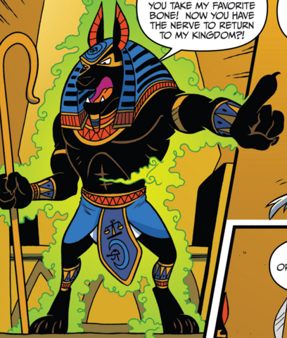 Datei:Comic issue 24 King Anubis.png