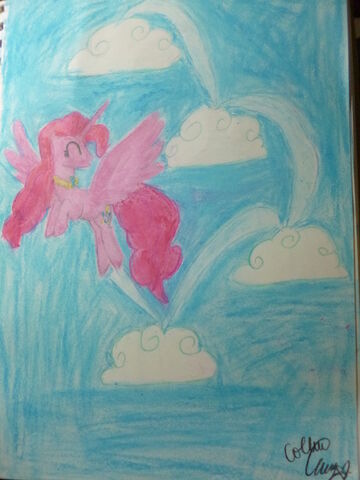 File:FANMADE Alicorn Pinkie Pie.jpg