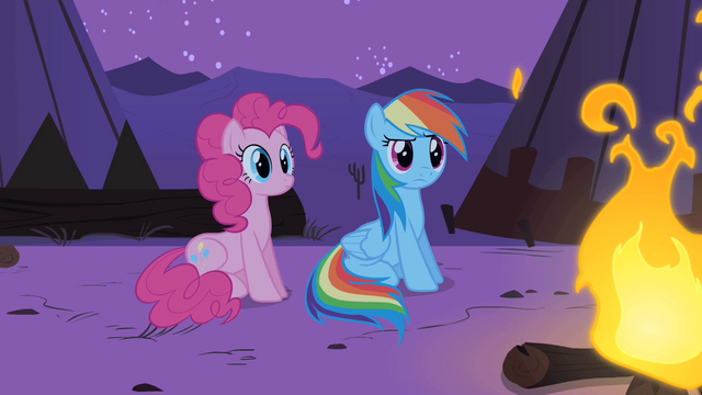 File:Pinkie Pie and Dash listening to Spike S1E21.png