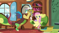 Fluttershy gets tongue-tied S5E7