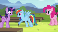 "Rainbow ""General This"" S4E21"