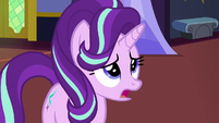 """Starlight """"assumed chillaxing could happen anywhere"""" S6E21"""