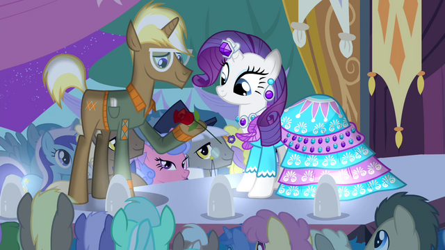File:Trenderhoof giving Rarity a rose S4E13.png