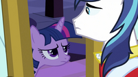 Twilight at the door S2E25
