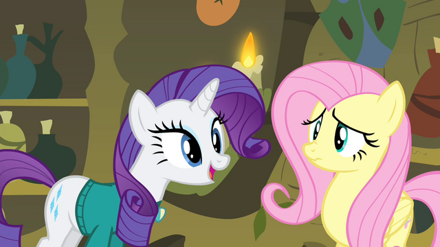 File:Rarity 'Your voice became really low' S4E14.png
