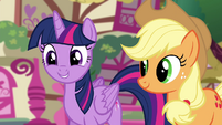 """Twilight """"it all came from you"""" S4E21"""