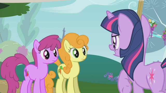 File:Twilight tells Golden Harvest and Berryshine to start over S1E10.png