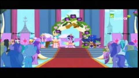 Behold, Princess Twilight Sparkle - Arabic