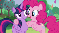 "Pinkie ""It is totally gonna freak your..."" S5E24"