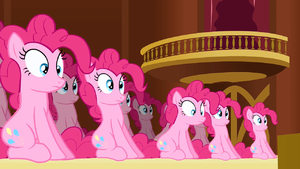 Pinkies in a row S3E3