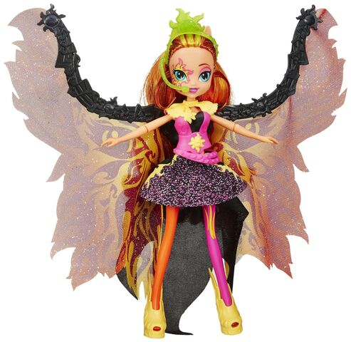 File:Rainbow Rocks Sunset Shimmer Time to Shine doll.jpg