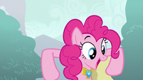 Pinkie Pie want to see you S3E13