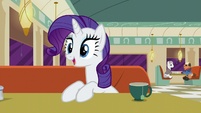 "Rarity ""I just have two other boutiques"" S6E9"