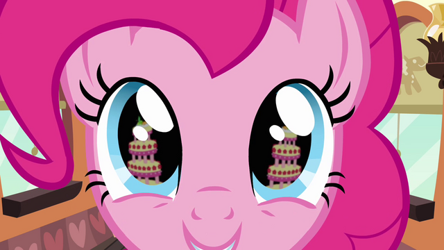 File:Cake in Pinkie's eye S2E24.png