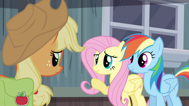 File:Fluttershy so glad S2E14.png
