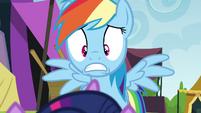 "Rainbow ""I need you to say a trade wasn't fair"" S4E22"