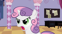 Sweetie Belle resentful S2E05