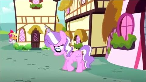 The Pony I Want to Be - Finnish