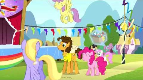 German My Little Pony Pinkie the Party Planner - Reprise HD