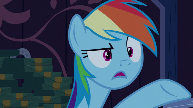 "File:Rainbow Dash upset ""yeah!"" S6E15.png"