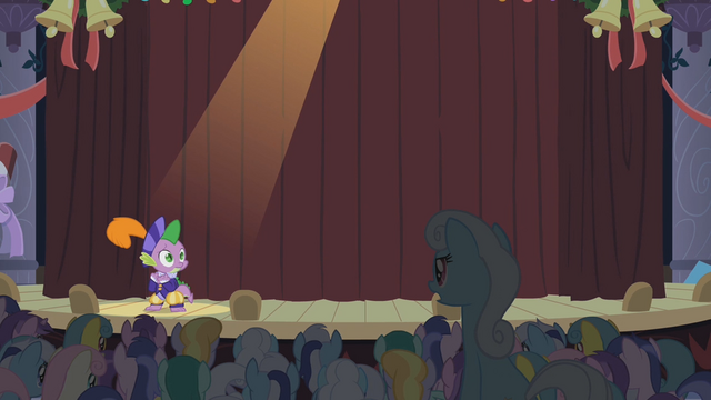 File:Spike Shoeshine we get it S2E11.png