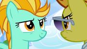 Spitfire and Lightning Dust S3E07