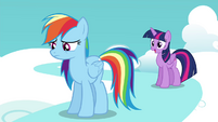 "Twilight ""what do you remember about that flight?"" S4E21"