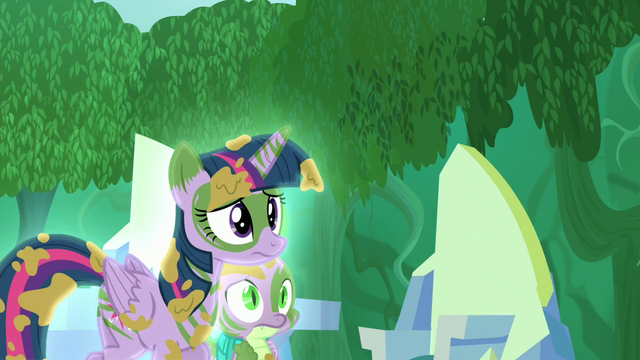 File:Twilight and Spike follow Zecora S5E26.png