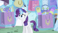 Rarity few days S2E9