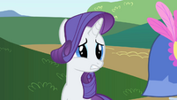 Rarity saddened S1E20