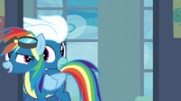 "Rainbow ""I can pull off a sonic rainboom"" S6E7"