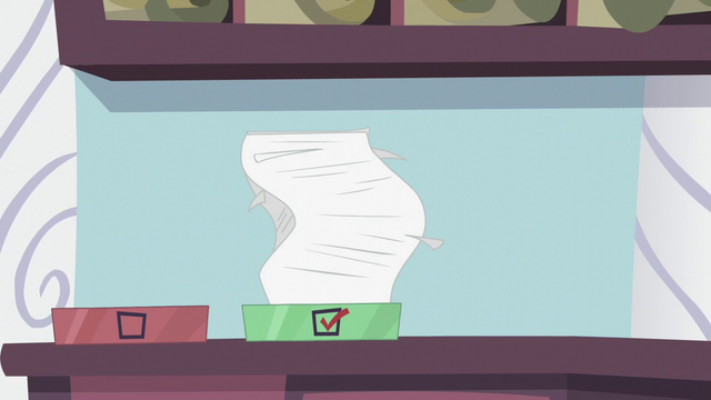 File:Stack of Princess Dress orders in outbox S5E14.png