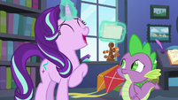 Starlight Glimmer laughing confidently S6E21