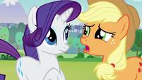 """AJ """"She's become a whole other pony!"""" S5E24"""