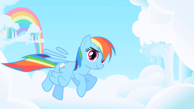 File:Rainbow Dash's floating feathers S1 Opening.png