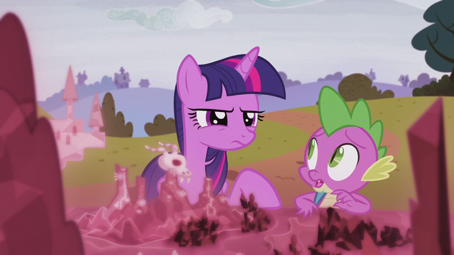 "File:Spike ""you think?"" S5E25.png"