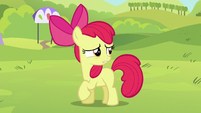 Apple Bloom correcting herself S5E17