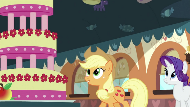 File:Applejack looking at MMMM S2E24.png