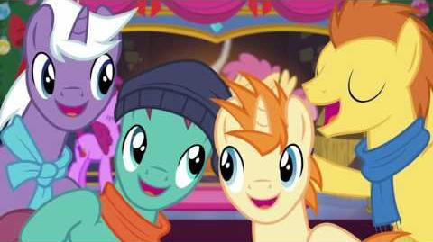 MLP Song - Hearth's Warming Eve Is Here Once Again Romanian