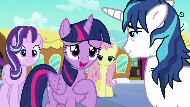 "File:Twilight ""didn't know you were meeting us"" S6E1.png"