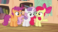"Apple Bloom ""everything's working out just fine"" S4E15"