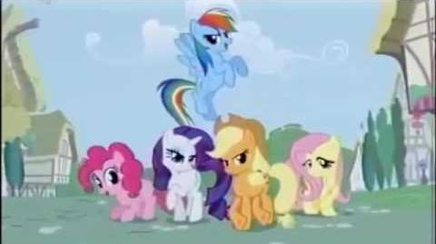 My Little Pony - theme song (Bosnian)