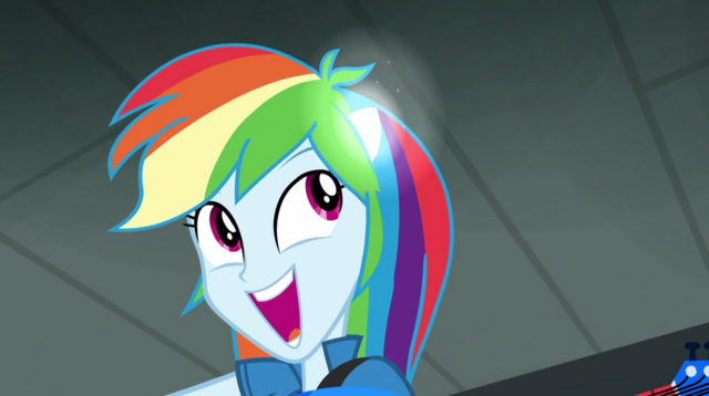 File:Rainbow's pony ears still trying to appear EG2.png