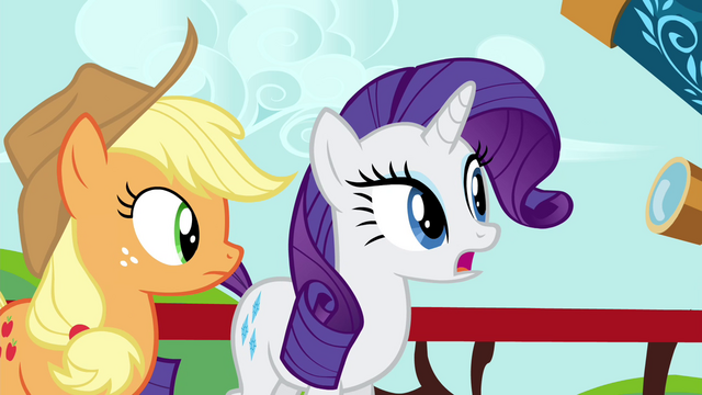 "File:Rarity ""We've tried every kind of studying"" S4E21.png"