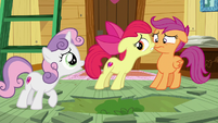 "Sweetie Belle ""So...?"" S6E4"