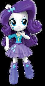 Equestria Girls Minis Rarity promo image